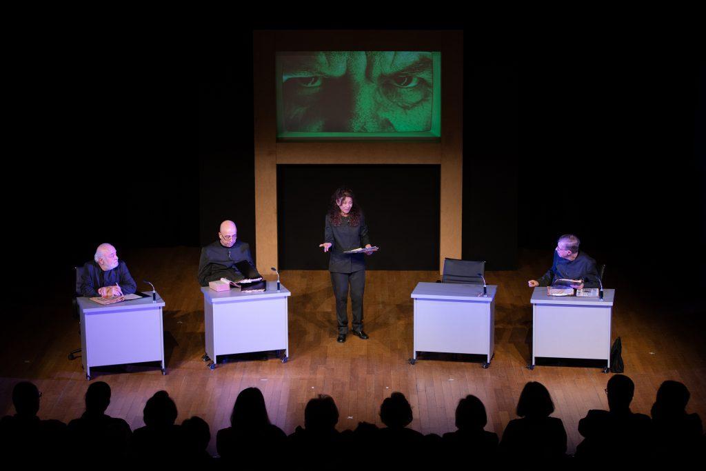 Perdeci Oyuncuları-Aysa Prodüksiyon-Büyük Gözaltı