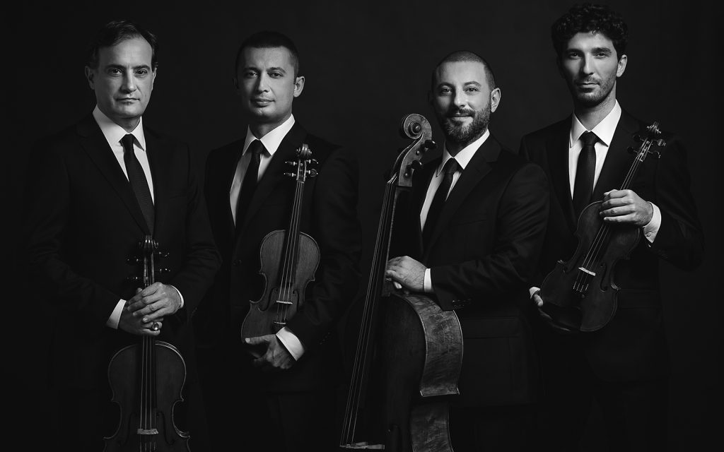 Borusan Quartet & Can Çakmur